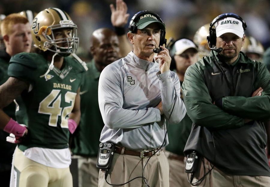 Did Baylor Football Coach Art Briles Violate the Duty to Report Under Texas Law?