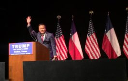 Andy Nguyen and Dallas Police are the rock stars from Trump's Dallas rally