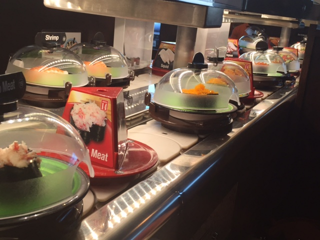 Review: New Revolving Sushi Bar in Plano is a Hit