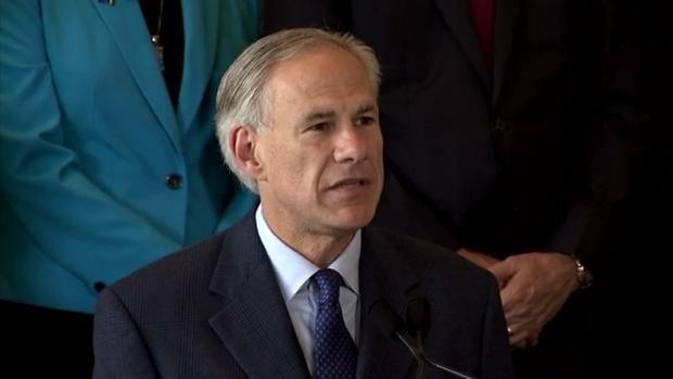 Governor Abbott Suffered Second and Third Degree Burns Before Dallas Visit