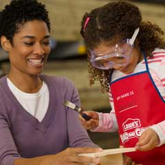 Lowe's Build and Grow Free Clinic