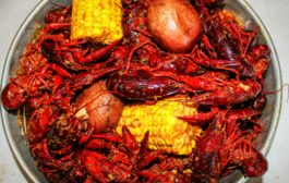 Home-style Cajun cuisine at Crazee Crab and Oyster Bar In Grand Prairie