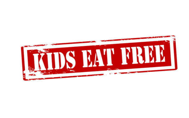 Where Kids Eat Free in DFW