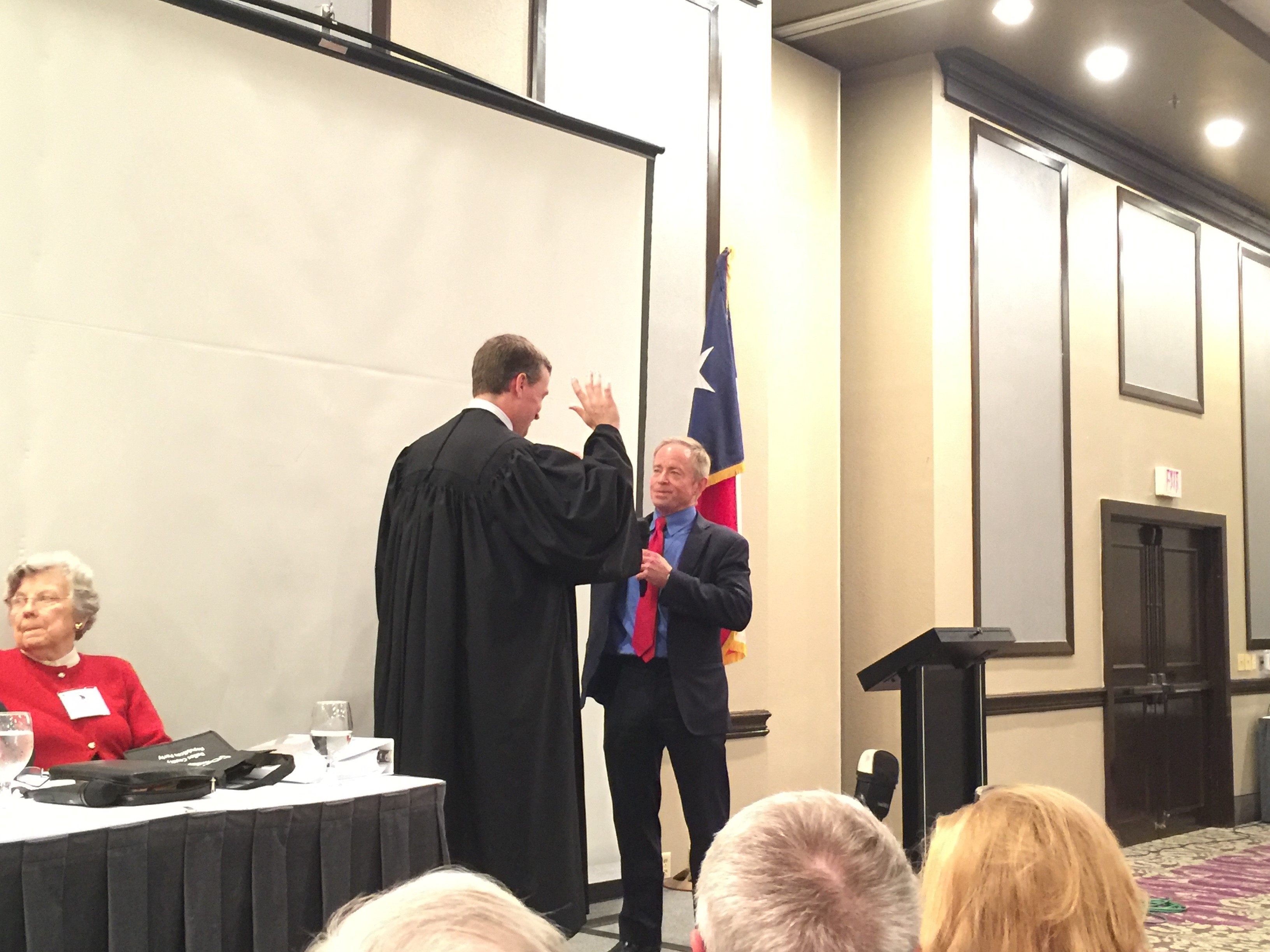 Phillip Huffines Elected New Chairman of Dallas County GOP