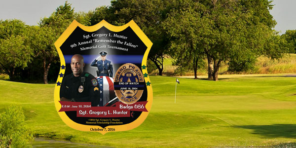 Sgt. Gregory L. Hunter 9th Annual Charity Golf Tournament Honors Local Fallen Heroes