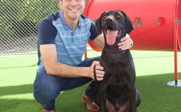 Share This Pet: Arlington Councilman Robert Rivera Helps Shelter Dogs Find Furrever Homes