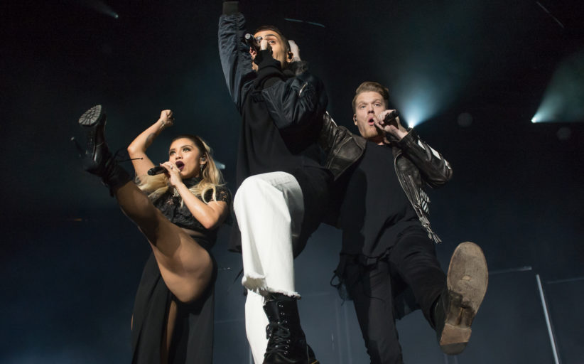 Arlington's Pentatonix Made Their Hometown Proud Last Night At The AAC