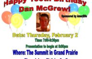 The Summit Celebrates 100 Years of Dan McGrew