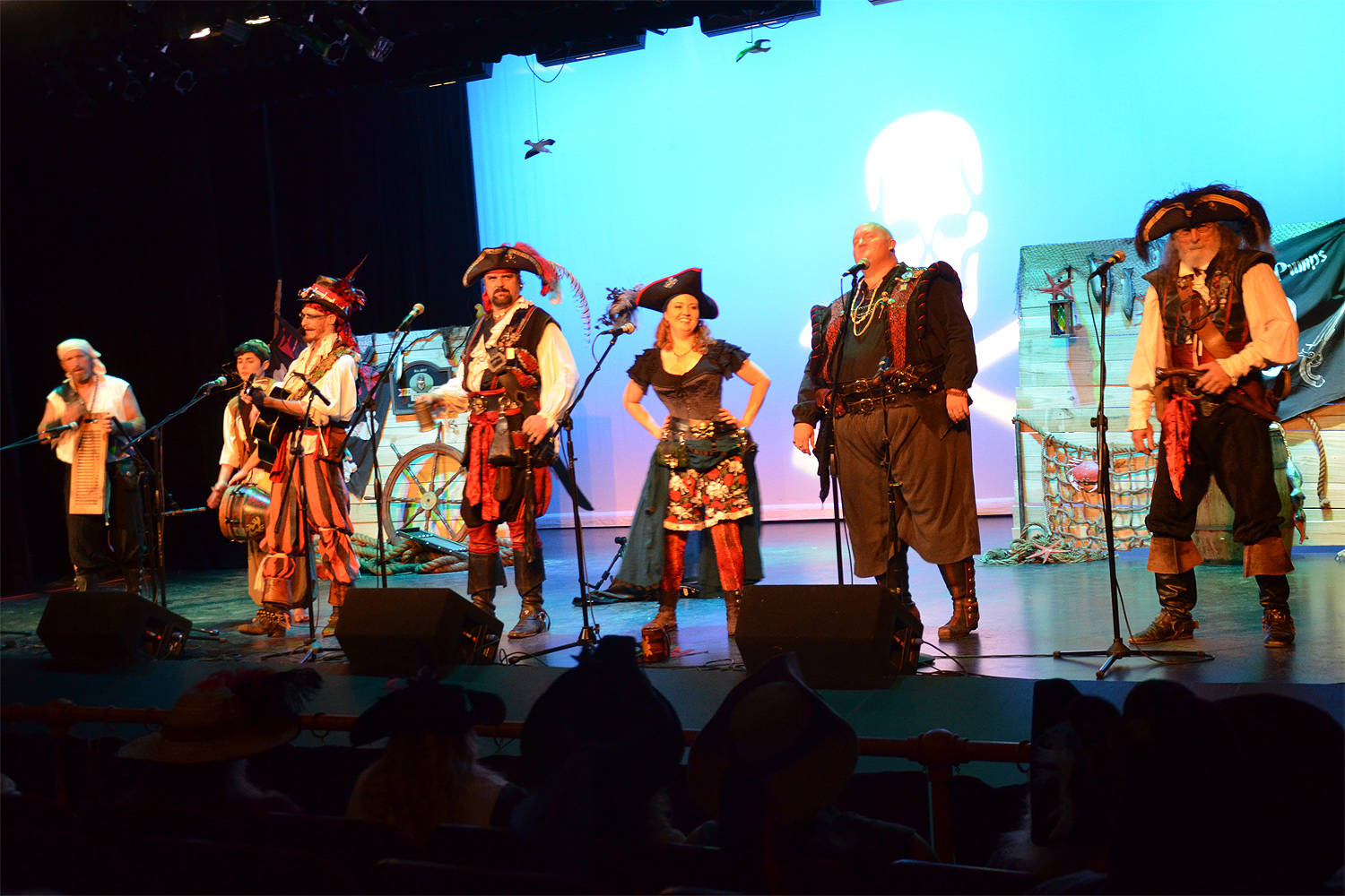 Uptown Theater Present  Pirates On The Prairie VI