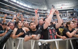 Metallica's WorldWired Tour 2017 comes to AT&T Stadium in Arlington